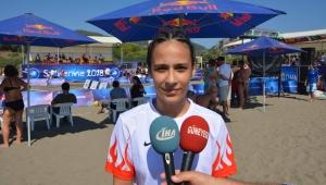 Ortacalı Seda Dünya Şampiyonasında ülkemizi temsil etti