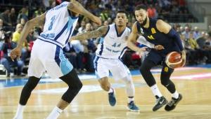 Tahincioğlu Basketbol Süper Ligi: Türk Telekom: 72 - Fenerbahçe: 80