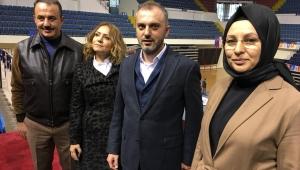 AK Parti'de İzmir'de temayül heyecanı