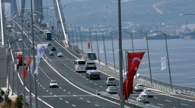 Osmangazi Köprüsü'nde hem devlet hem vatandaş dolandırılıyor