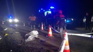 Samsun'da otomobil ile tır çarpıştı: 2 ölü, 2 yaralı