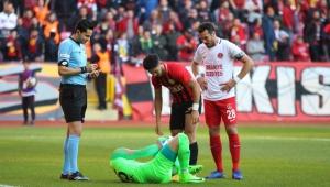 Spor Toto 1. Lig: Eskişehirspor: 2 - Ümraniyespor: 2