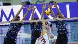 Voleybol Efeler Ligi: Arkas Spor: 3 - Galatasaray: 0