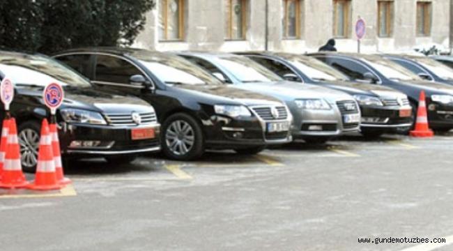 2019'a tasarruf yılı denmişti: Meclis'e 66 yeni araç