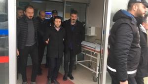 Ankara'da 9 kişinin hayatını kaybettiği tren kazasıyla ilgili gözaltındaki 3 şüpheli adliyeye sevk edildi