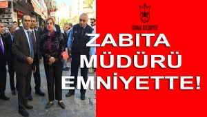 FLAŞ! KONAK BELEDİYESİ ZABITA MÜDÜRÜ FIRAT'TA İFADEYE ALINDI...