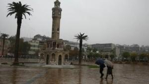 İzmir ve Ege'de hava durumu! Meteoroloji verilerine göre 10 Aralık hava durumu