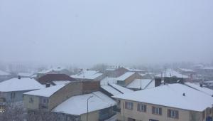 Kar, Karlıova ve Adaklı'da 12 köy yolunu kapattı