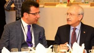 Kılıçdaroğlu, CHP'nin İstanbul adayı Ekrem İmamoğlu'nu tanıtıyor