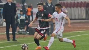 Spor Toto 1. Lig: Boluspor: 1 - Altınordu: 1