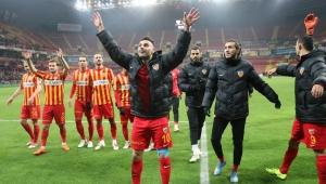 Spor Toto Süper Lig: Kayserispor: 1 - Akhisarspor: 0