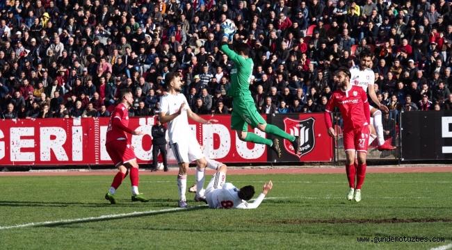 TFF 2. Lig: UTAŞ Uşakspor: 1 - Yılport Samsunspor: 2