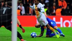 UEFA Şampiyonlar Ligi: Galatasaray: 2 - Porto: 3