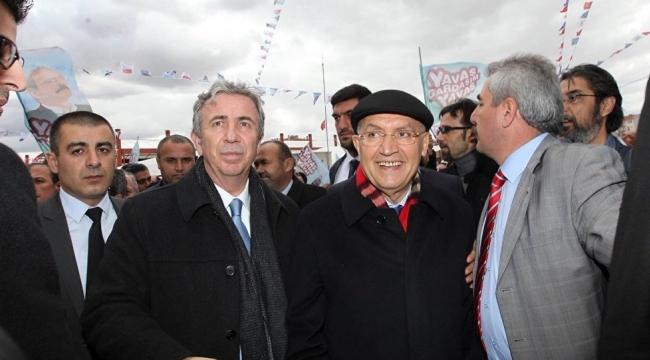 Mansur Yavaş: Dileğim Real Madrid'in, Ankaragücü'yle karşılaşmak için Ankara'ya gelmesi