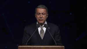 Milli Savunma Bakanı Akar: PKK eşittir YPG