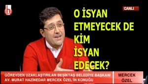 MURAT HAZİNEDAR'IN İSYANINA BU DEFA HALK TV KULAK VERDİ!