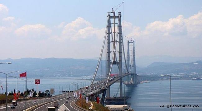 Osmangazi Köprüsü geçiş ücretine indirim geliyor: 'Aradaki farkı şirkete Hazine ödeyecek'