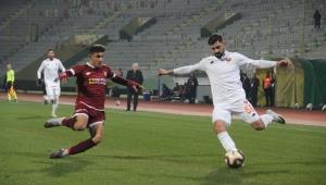 Spor Toto 1. Lig: Adanaspor: 1 - Tetiş Yapı Elazığspor: 0