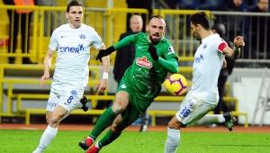 Spor Toto Süper Lig: Kasımpaşa: 0 - Çaykur Rizespor: 1
