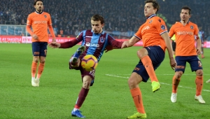 Spor Toto Süper Lig: Trabzonspor: 2 - Medipol Başakşehir: 4