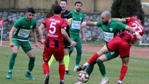 TFF 3. Lig: Muğlaspor: 2 Yeni Çorumspor: 0