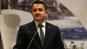 Bakan Pakdemirli: Hortum faciası nedeniyle 30 milyon lira tazminat ödendi