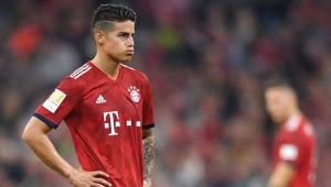 Bayern Münihli James Rodriguez'den Real Madrid'e Geri Dönüş Sinyali