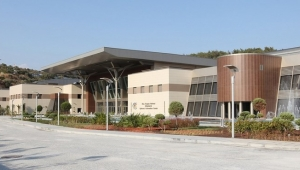Kuşadası Efes Kongre Merkezi'nde haciz şoku