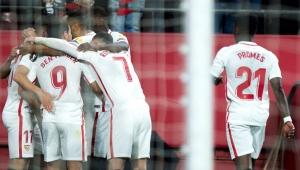 Sevilla, Avrupa Ligi'nde son 16 turuna yükseldi