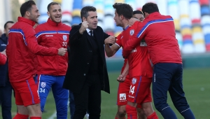 Spor Toto 1. Lig: Altınordu: 1 - Gazişehir FK: 0