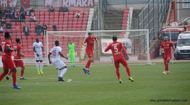 Spor Toto 1. Lig: Balıkesirspor Baltok: 3 - Tetiş Yapı Elazığspor: 1