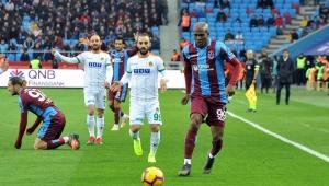 Spor Toto Süper Lig: Trabzonspor: 0 - Aytemiz Alanyaspor: 2