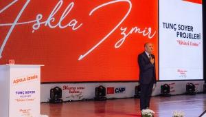 Tunç Soyer, İzmir projelerini açıkladı