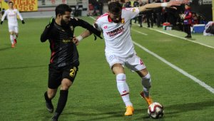Ziraat Türkiye Kupası: Göztepe: 0 - Evkur Yeni Malatyaspor: 0