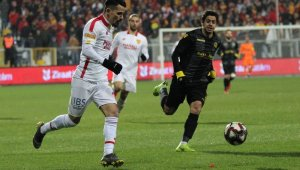 Ziraat Türkiye Kupası: Göztepe: 1 - Evkur Yeni Malatyaspor: 0
