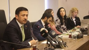 AK Parti'li Dağ'dan Tunç Soyer'e HDP soruları