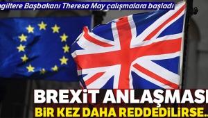 Brexit Anlaşması bir kez daha reddedilirse...