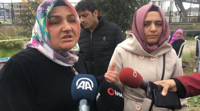 Göçük altında kalanların aileleri Cumhurbaşkanı Erdoğan'a seslendi