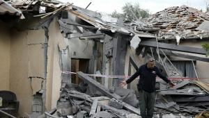 İsrail'in başkenti Tel Aviv'e roket atıldı