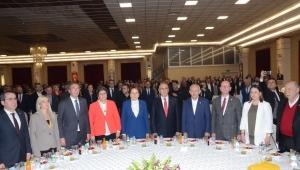 Kılıçdaroğlu ve Akşener STK'larla buluştu