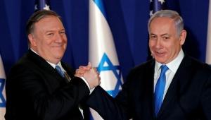 Pompeo: Tanrı'nın Trump'ı, İsrail'i İran'a karşı korumak için göndermiş olması mümkün