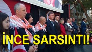 SEFERİHİSAR İNCEDEN İNCEDEN SALLANDI!