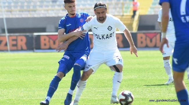 Spor Toto 1. Lig: Altay: 4 - Kardemir Karabükspor: 0