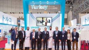 Türk gıda ihracatçılarının Uzakdoğu'daki referansı Japonya olacak
