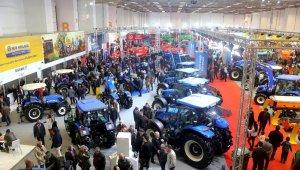 Türkiye'nin en büyük tarım fuarı AGROEXPO rekor kırdı