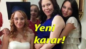 Annelerini 24 yerinden bıçaklayarak öldüren kız kardeşler için yeni karar