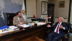 Başkan Gümrükçü'ye Karadenizlilerden destek