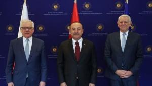 Çavuşoğlu'ndan S-400 ve F-35 açıklaması: ABD'ye ortak komisyon kurma teklifi sunduk