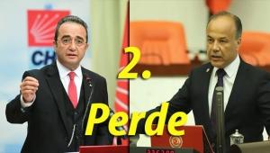 CHP'Lİ TEZCAN'LA AKP'Lİ YAVUZ 2. PERDE İÇİN