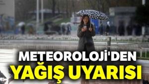 Meteoroloji'den yağış uyarısı  20 Nisan yurtta hava durumu